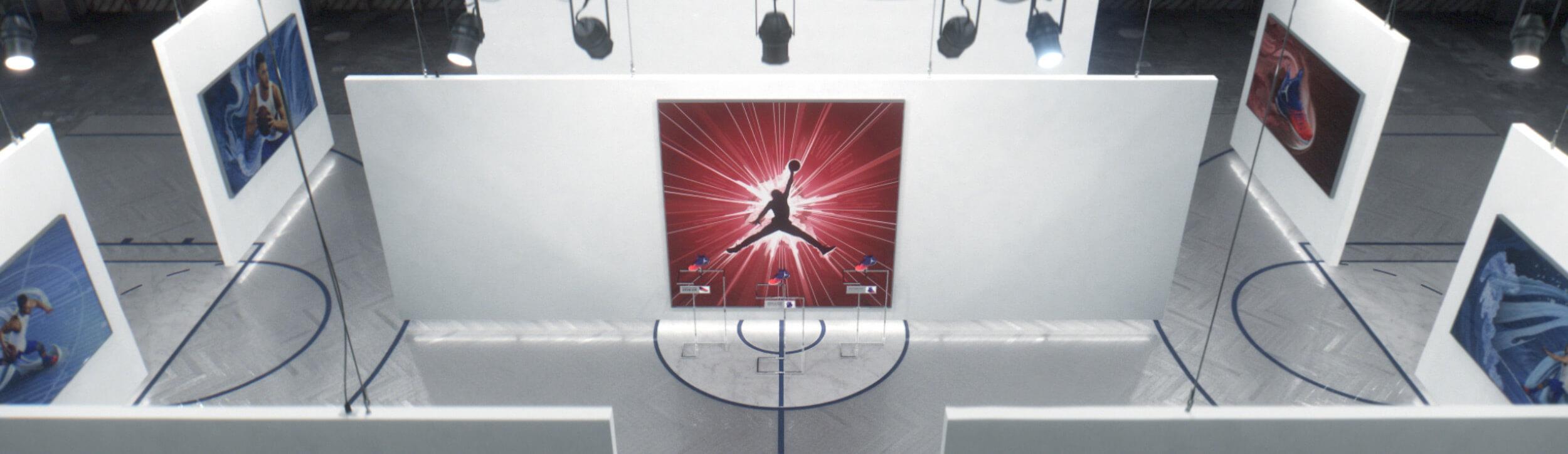 Jordan VR Gallery -